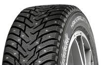 诺基亚哈卡佩利塔8型铆钉轮胎