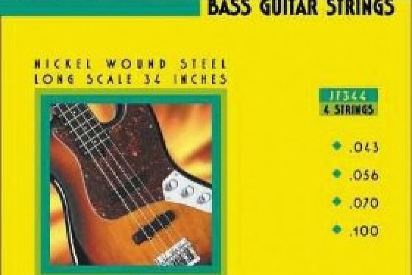 Thomastik-Infeld Jazz Bass Guitar Strings