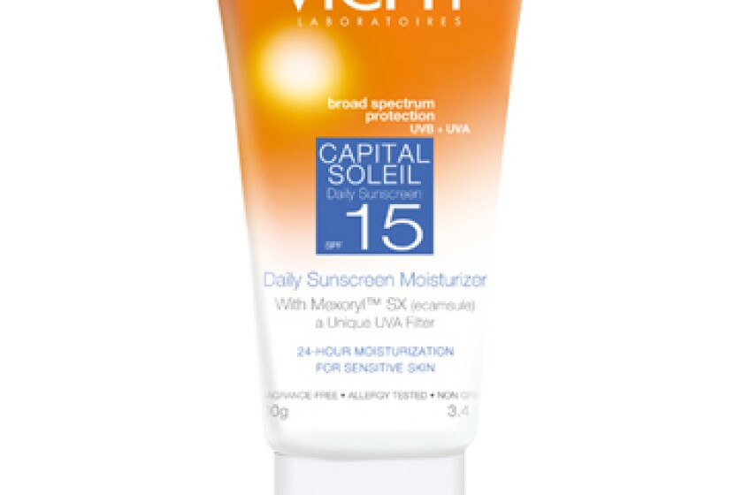 Vichy Capital Soleil Daily Moisturizer Cream with Sunscreen SPF15