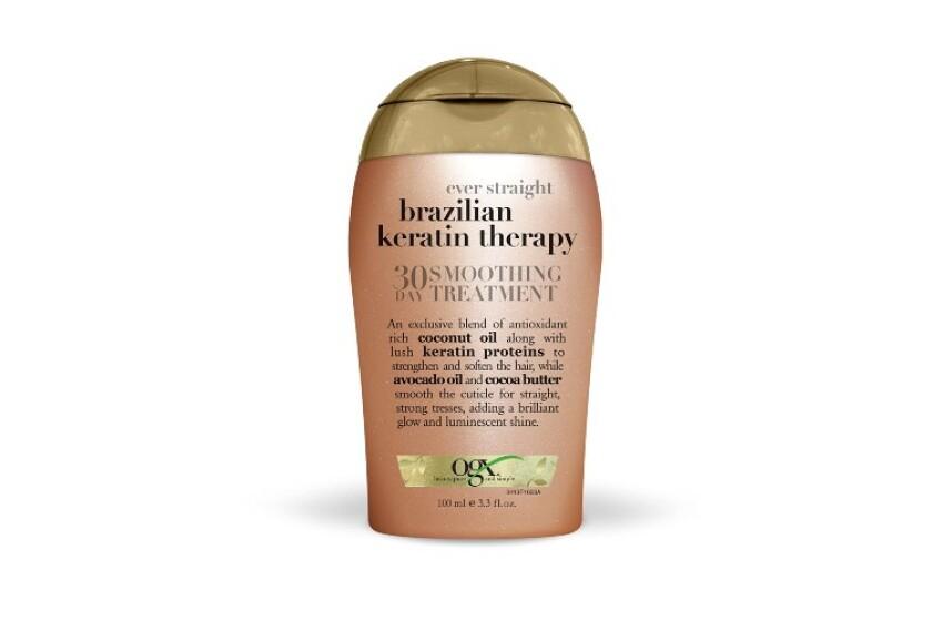 best Organix 30 Day Smoothing Treatment Brazilian Keratin Therapy