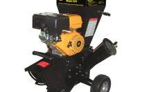 "DEK (4"") 15-HP 420CC Professional Duty Tow-Behind Chipper Shredder"