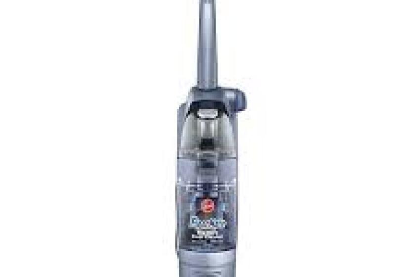 Hoover Blue FloorMate SpinScrub with Bonus Vacuum Cleaner - FH40010B