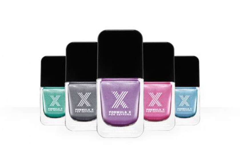 Formula X The Holograms Collection