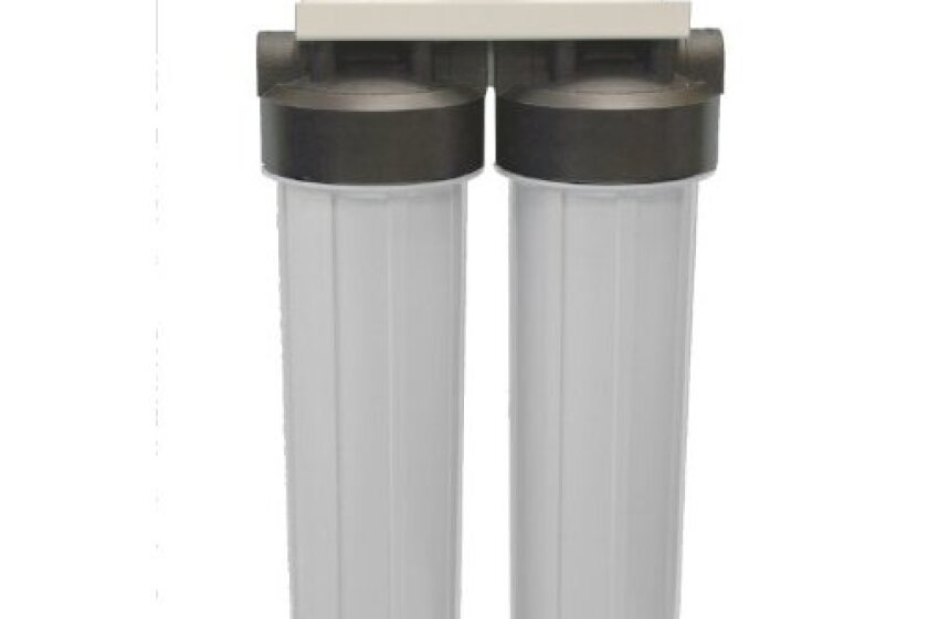 Home Master HMF2SdgC Whole House Two Stage Water Filtration System