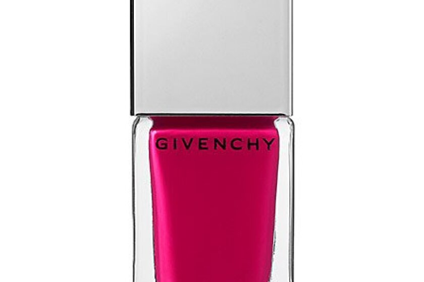 Givenchy Le Vernis Intense Color Nail Lacquer in Fuchsia Irresistible