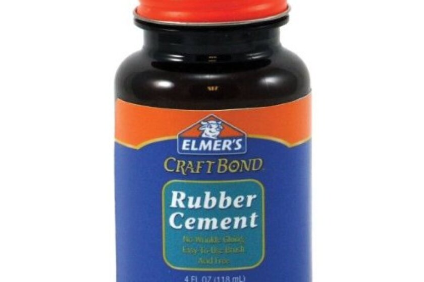 Elmer's Craft Bond Rubber Cement