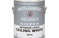 Pratt & Lambert Pro-Hide Silver Interior Latex Ceiling Paint