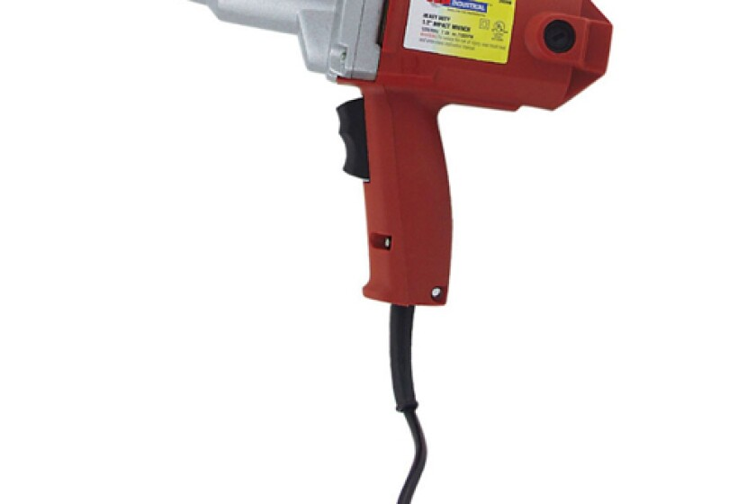 Great Neck 25599, 1/2 Inch Corded Impact Driver