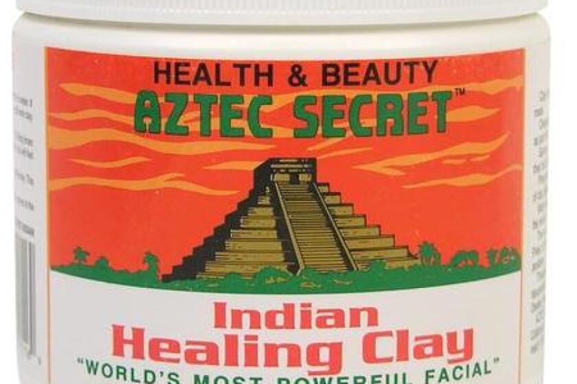 Secret Aztec Secret Indian Healing Clay