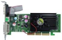 Axle3D Nvidia Geforce 6200 512MB DDR2 64-Bit w/ DVI + VGA + S-Video + Low Profile Bracket AGP 8x Video Card