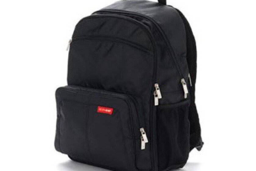 Skip Hop Via Backpack Diaper Bag
