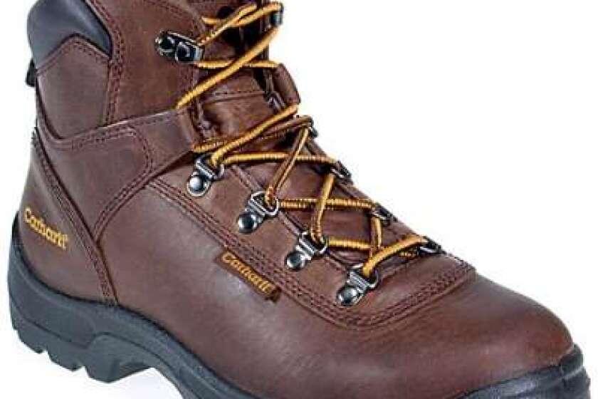 Carhartt 3952 Steel-Toed Work Boot