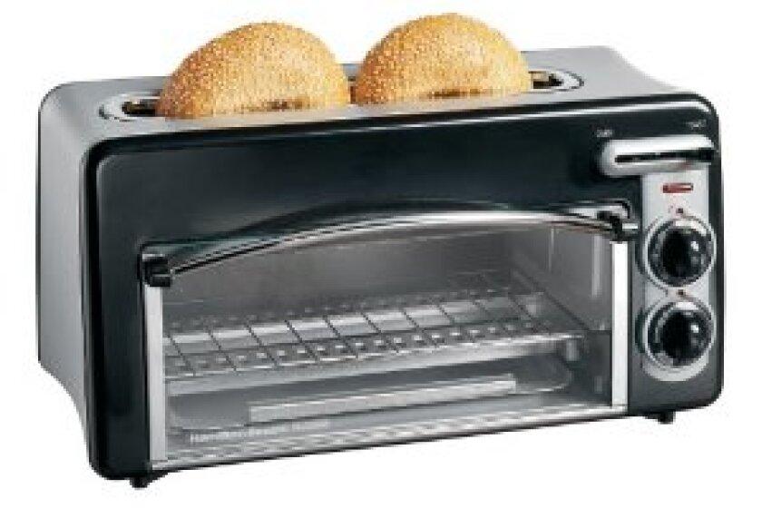 Hamilton Beach 22708 Toastation Toaster and Mini Oven