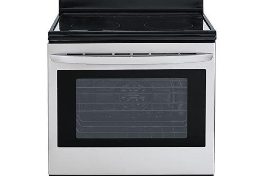 LG 6.3 Cu. Ft. Stainless Steel Freestanding Electric Range - LRE3083ST