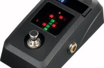 Korg Pitchblack Poly Polyphonic Guitar and Bass Pedal Tuner