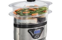 Hamilton Beach 5.5 Quart Digital Steamer