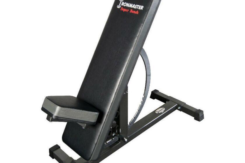 X-Mark Fitness XM-7472 Adjustable Weight Bench