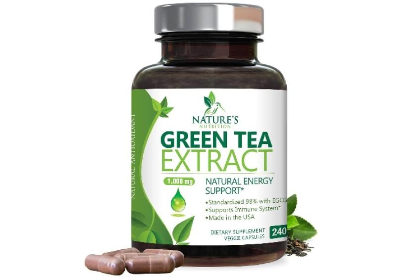 Best 98% Standardized Green tea extract