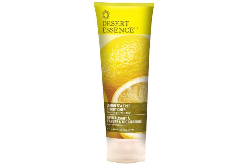 best Desert Essence Organics Lemon Tea Tree Conditioner