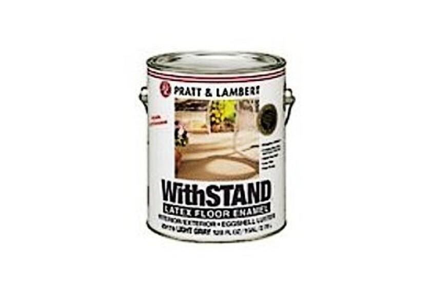 best Pratt & Lambert Withstand Interior/Exterior Latex Floor Enamel