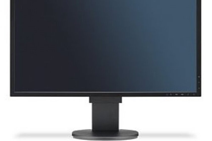 "NEC MultiSync EA244WMI-BK 24"" Screen LED-Lit Monitor"