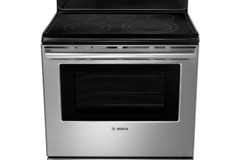 Bosch 5.4 Cu. Ft. Stainless Steel Electric Smoothtop Range - HES5L53U