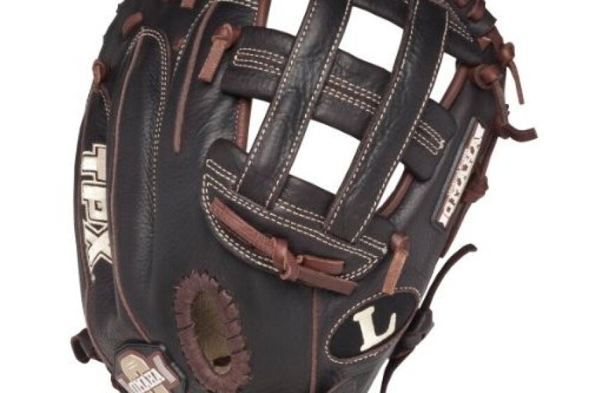 "Louisville Slugger 13"" Omaha Pro First Base Mitt"