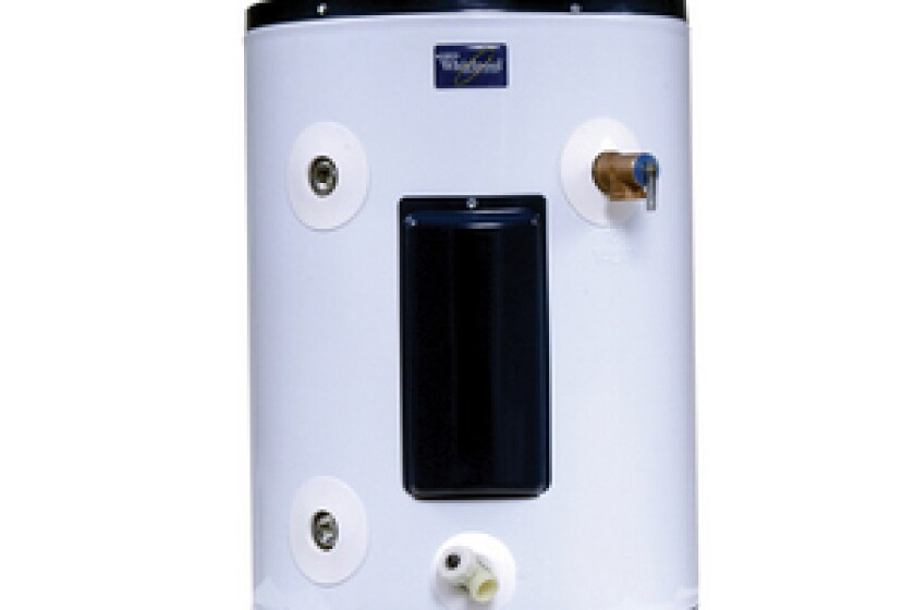 Whirlpool 6 GPH Electric Point-of-Use Water Heater