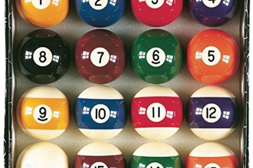 Viper Billiard Master Pool Balls