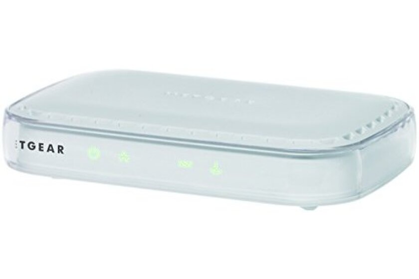 NETGEAR Broadband ADSL2 Plus Modem - DM111PSP-100NAS