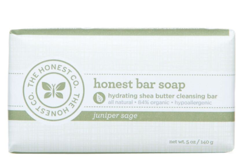 The Honest Co. Hydrating Shea Butter Cleansing Bar