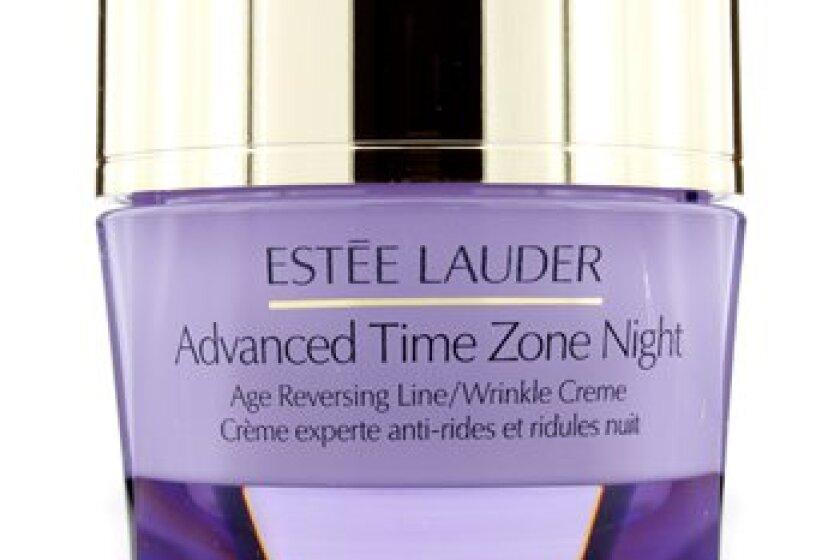 Estee Lauder Advanced Time Zone Night Age Reversing Line/ Wrinkle Creme