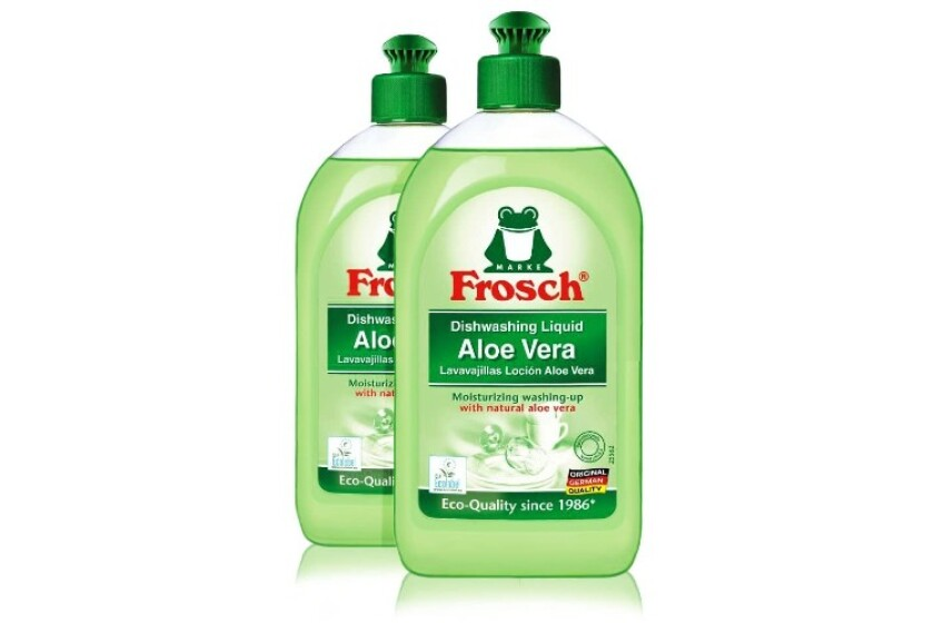 best Frosch Aloe Vera Liquid Dishwashing Soap