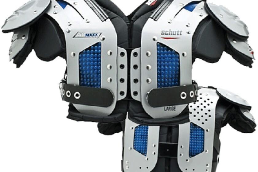 Schutt Air Maxx Flex 8008 All Purpose Shoulder Pad