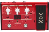 VOX STOMPLAB2B Modeling Bass Guitar Multi-Effects Pedal
