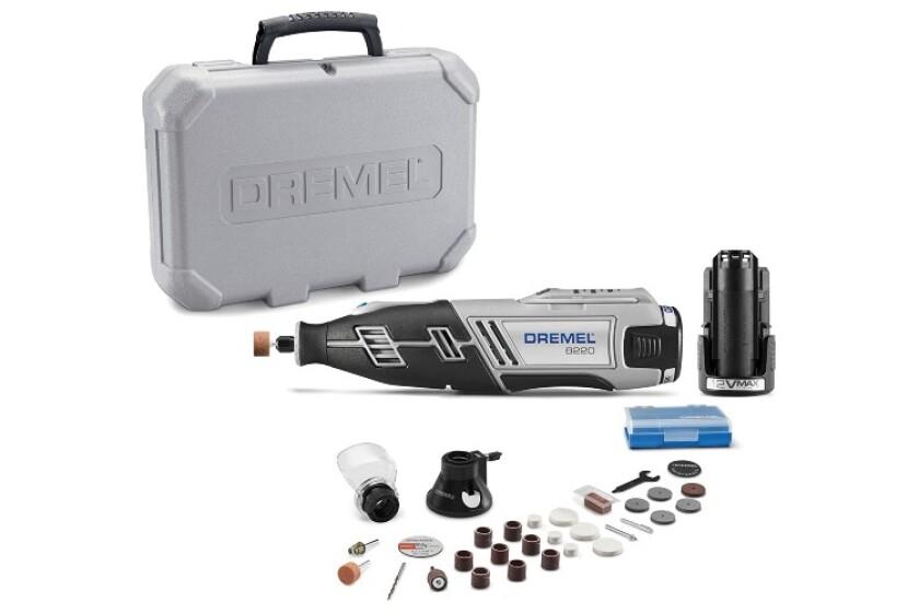 best Dremel 8220-2/28, 12 Volt Max Cordless Rotary Tool