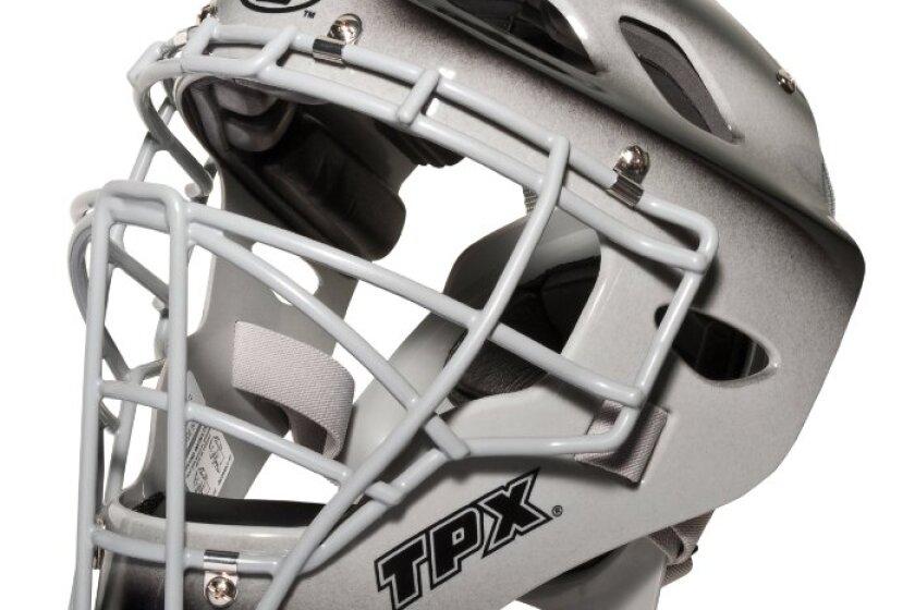 Louisville Slugger TPX Catcher's Helmet