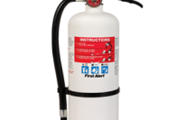 First Alert HOME2 Heavy Duty Rechargeable Fire Extinguisher