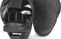 TITLE Black Punching Mitts
