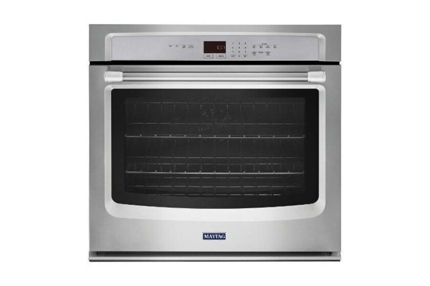 """best Maytag 30"""" Single Electric Wall Oven"""