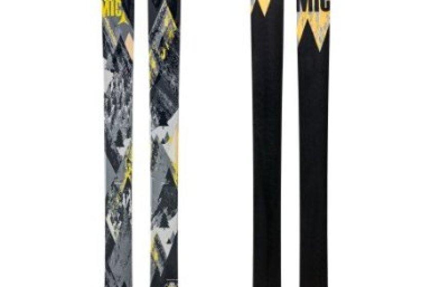 原子阿特拉斯滑雪
