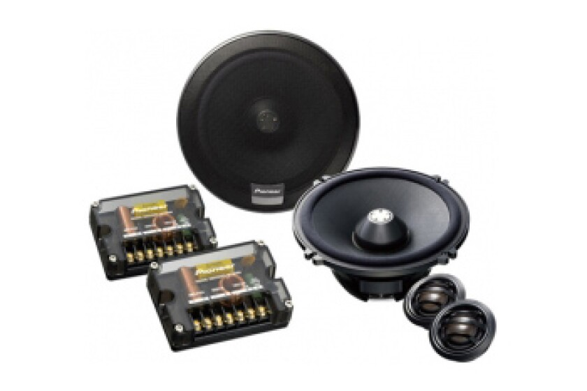 "Pioneer Stage 4 TS-C172PRS 6 3/4"" Component Speaker"