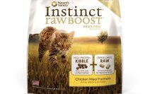 Nature's Variety Instinct Raw Boost Chicken Formula Dry Cat Food