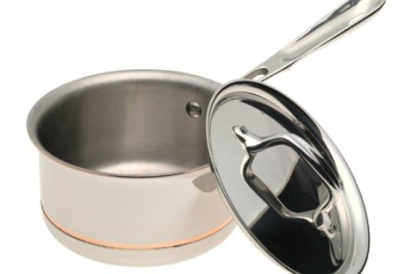 All-Clad Copper Core 1-1/2-Quart Saucepan