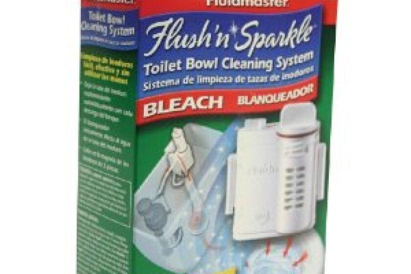 Fluidmaster Flush 'N Sparkle