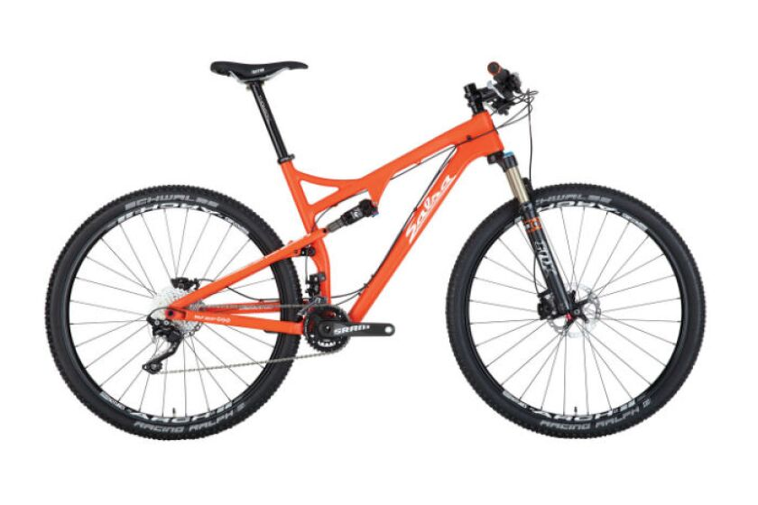 Salsa Cycles Spearfish Carbon 1 Mountain Bike
