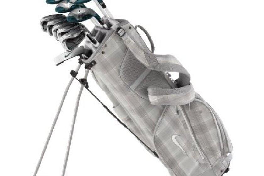 Nike Golf Women's Verdana 11-Piece Golf Set and Bag