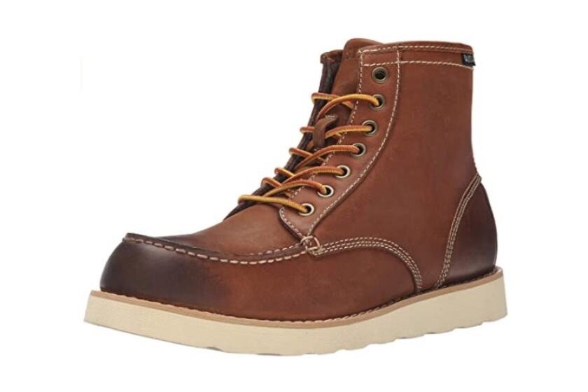 best moc-toe work boot