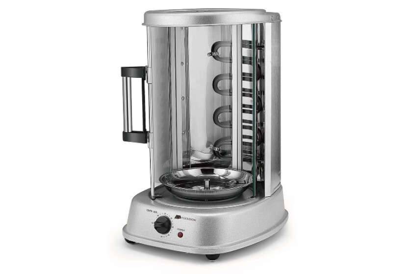 best Flexzion Toaster Oven Grill Rotisserie