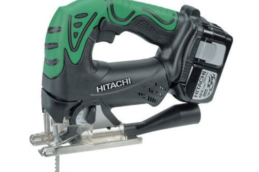 Hitachi CJ18DL 18 Volt Jig Saw with 1 x 3.0 Amp Hour Li-Ion Batteries, Charger and Case